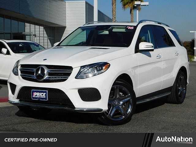 Mercedes-Benz GLE-Class 2016 $47436.00 incacar.com