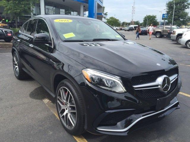 Mercedes-Benz GLE-Class 2016 $72995.00 incacar.com
