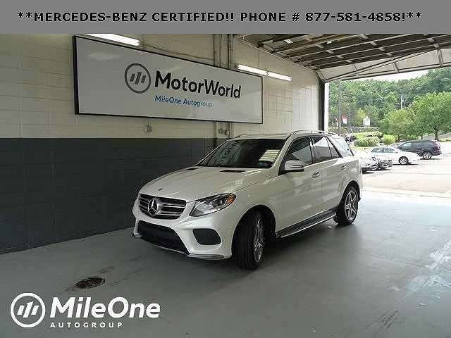 Mercedes-Benz GLE-Class 2016 $41550.00 incacar.com