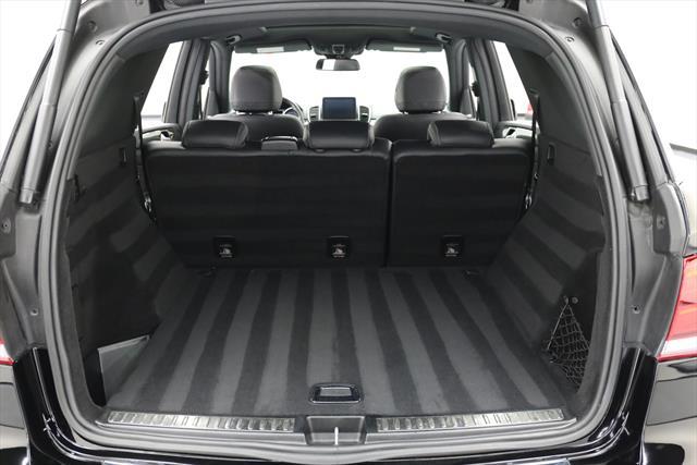 used Mercedes-Benz GLE-Class 2017 vin: 4JGDA5JB6HA859980