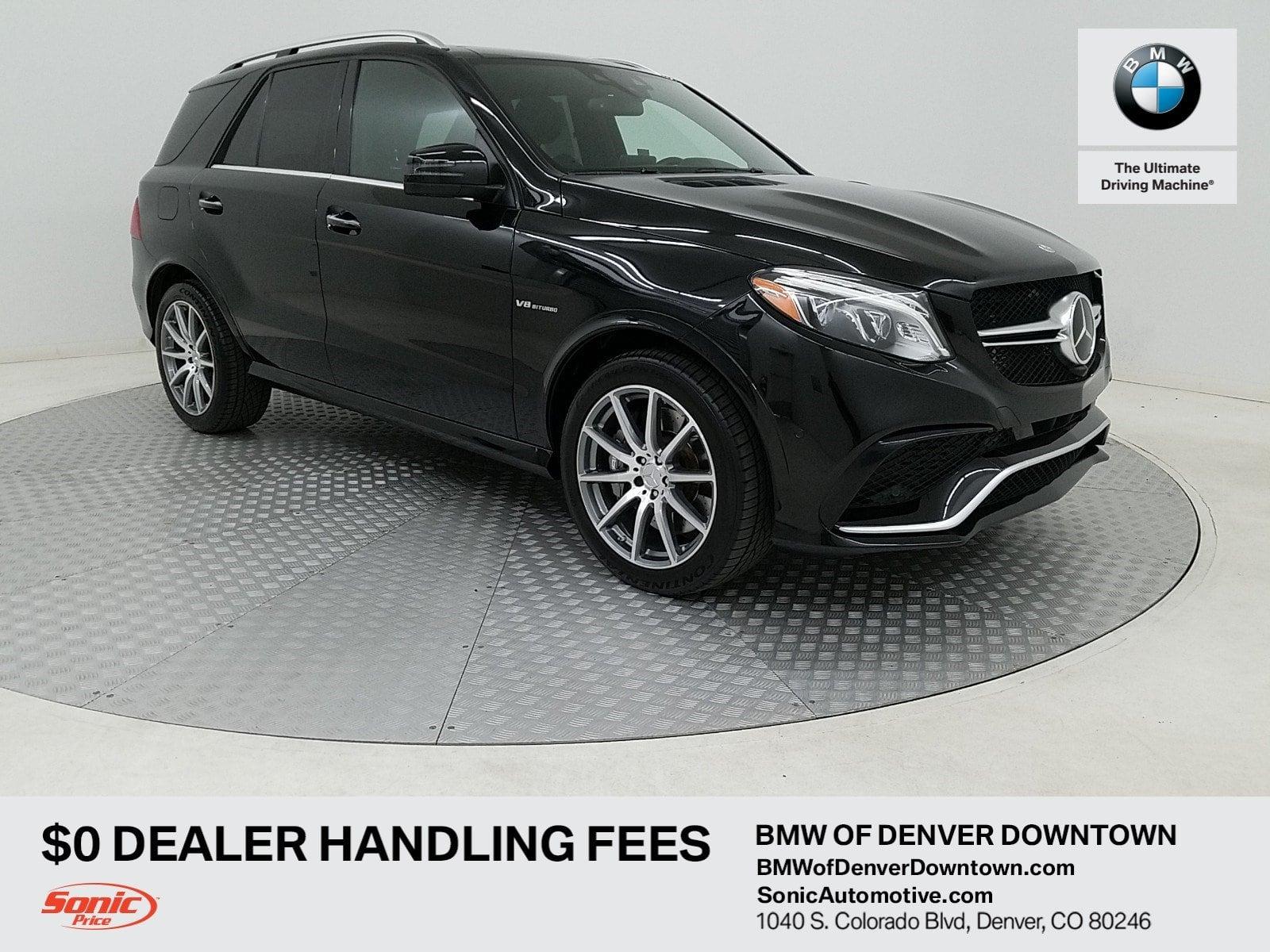 Mercedes-Benz GLE-Class 2017 $73994.00 incacar.com