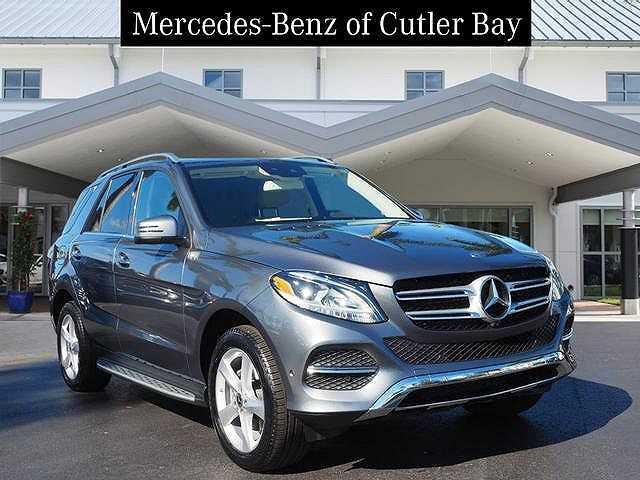 Mercedes-Benz GLE-Class 2018 $55995.00 incacar.com