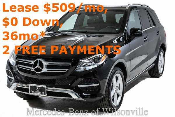 Mercedes-Benz GLE-Class 2018 $53372.00 incacar.com