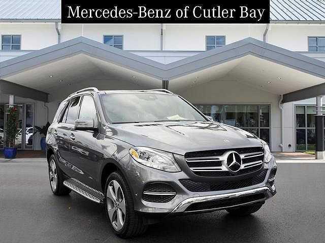Mercedes-Benz GLE-Class 2018 $57995.00 incacar.com