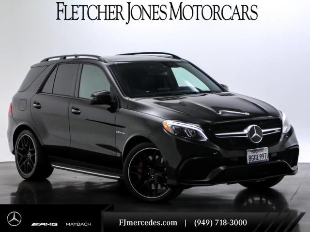 Mercedes-Benz GLE-Class 2018 $97982.00 incacar.com