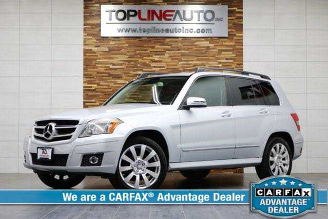 used Mercedes-Benz GLK-Class 2011 vin: WDCGG5GB1BF612278