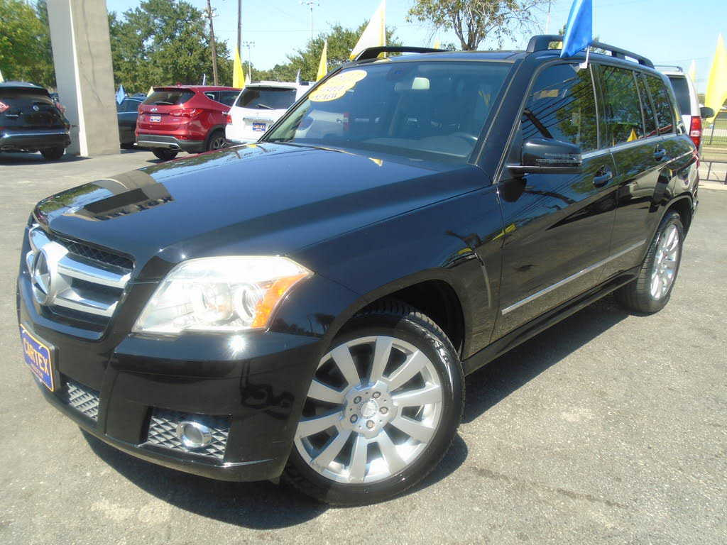 used Mercedes-Benz GLK-Class 2011 vin: WDCGG5GB5BF562775