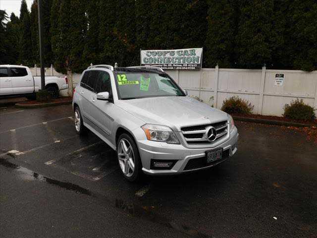 Mercedes-Benz GLK-Class 2012 $18999.00 incacar.com