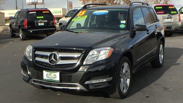 Mercedes-Benz GLK-Class 2015 $25563.00 incacar.com