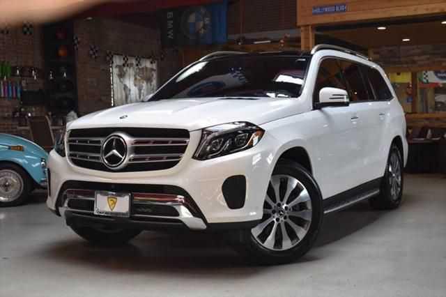 Mercedes-Benz GLS-Class 2017 $48985.00 incacar.com
