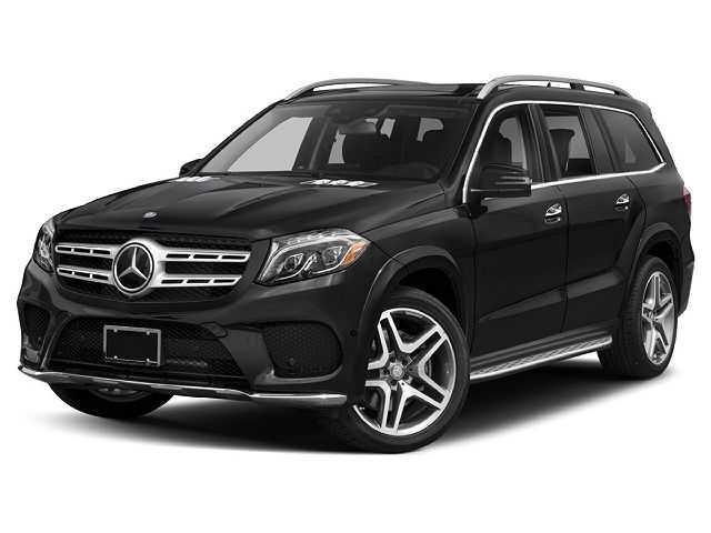 Mercedes-Benz GLS-Class 2018 $90990.00 incacar.com