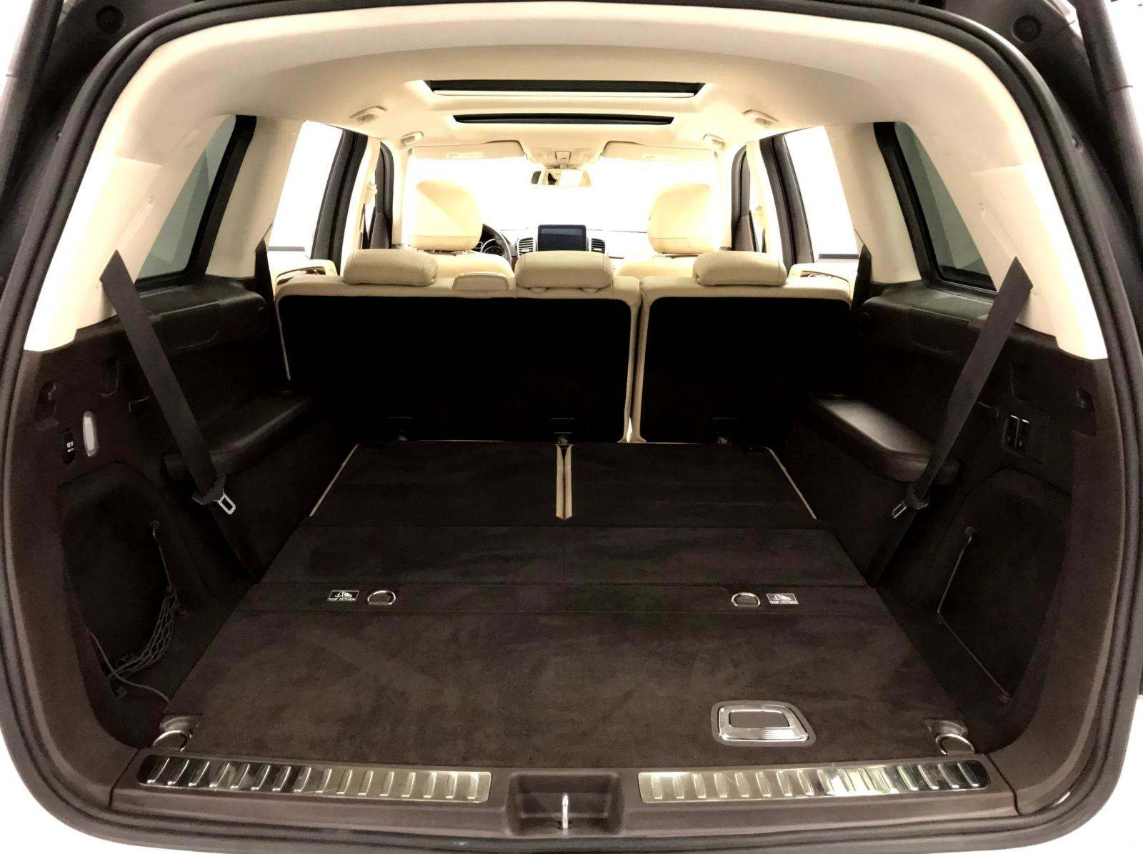 used Mercedes-Benz GLS 2017 vin: 4JGDF6EE9HA912313