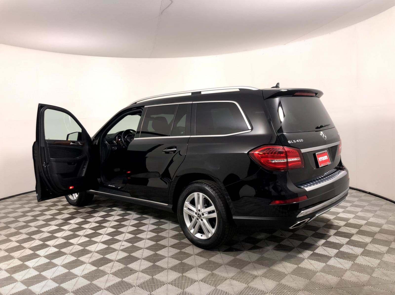 used Mercedes-Benz GLS 2018 vin: 4JGDF6EE4JB117332