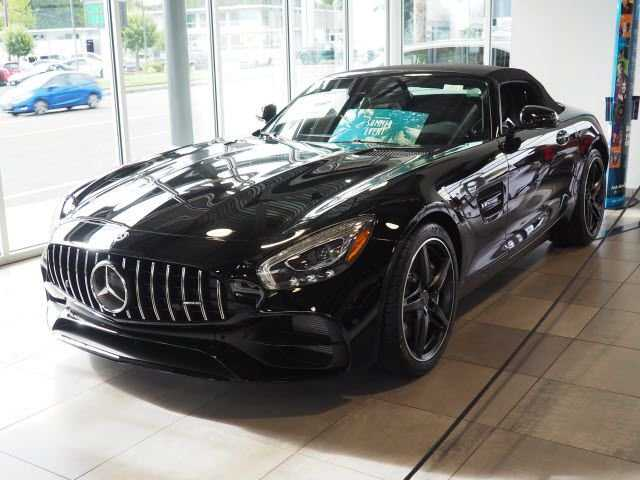 used Mercedes-Benz GT AMG 2018 vin: WDDYK7HA7JA021397