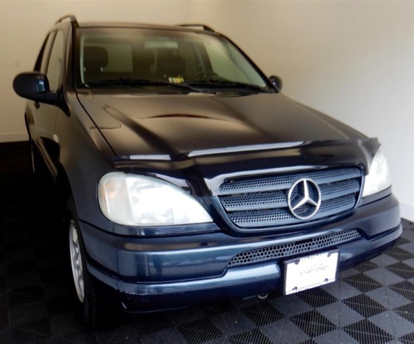 Mercedes-Benz M-Class 2000 $3690.00 incacar.com