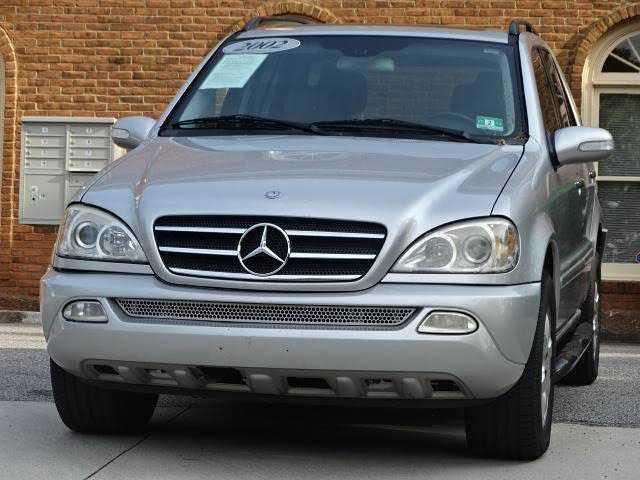 Mercedes-Benz M-Class 2002 $3988.00 incacar.com