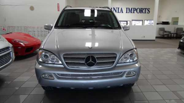 Mercedes-Benz M-Class 2003 $4995.00 incacar.com