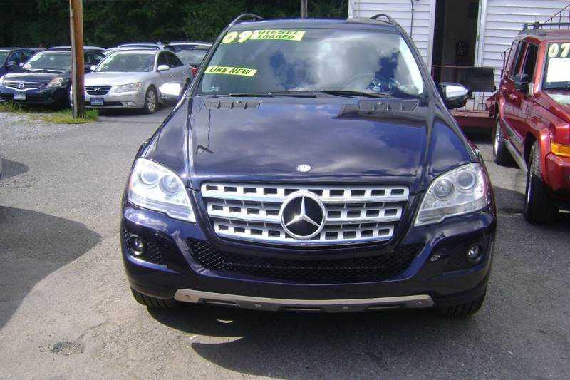 Mercedes-Benz M-Class 2009 $13200.00 incacar.com