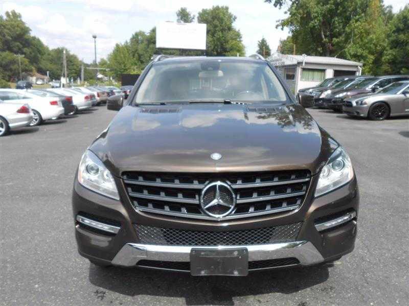 Mercedes-Benz M-Class 2014 $23681.00 incacar.com