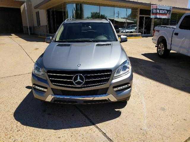Mercedes-Benz M-Class 2015 $20995.00 incacar.com