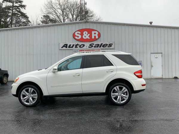 Mercedes-Benz ML-Class 2011 $15995.00 incacar.com