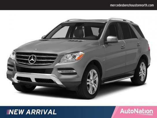 Mercedes-Benz ML-Class 2015 $26995.00 incacar.com