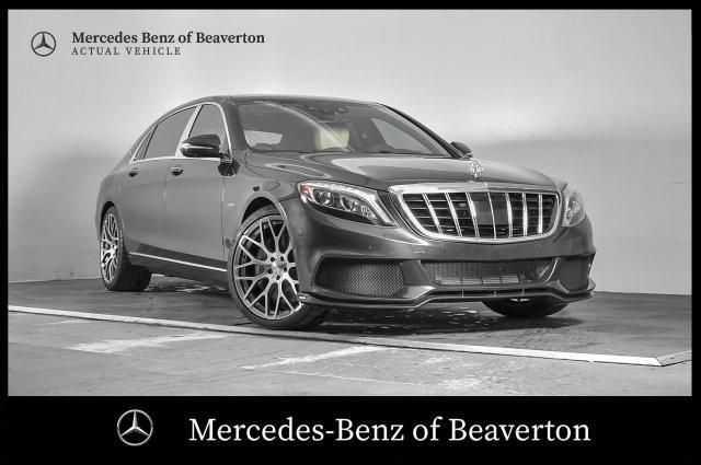 Mercedes-Benz Maybach S 2016 $149112.00 incacar.com