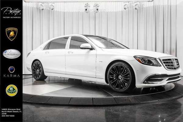 Mercedes-Benz Maybach S 2018 $179950.00 incacar.com