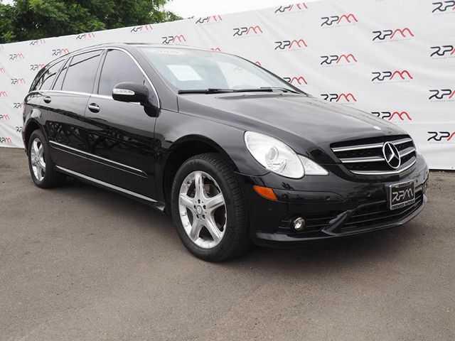 Mercedes-Benz R-Class 2009 $112487.00 incacar.com