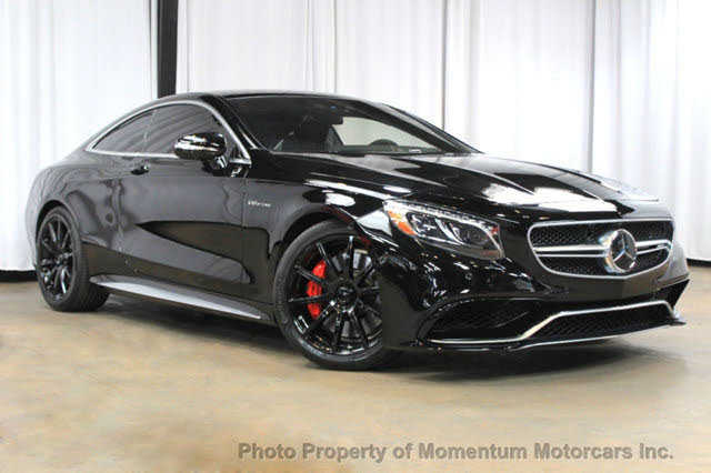Mercedes-Benz S-Class Coupe 2015 $97700.00 incacar.com