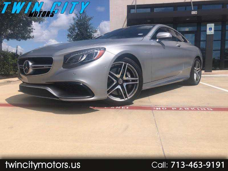 Mercedes-Benz S-Class Coupe 2015 $96850.00 incacar.com