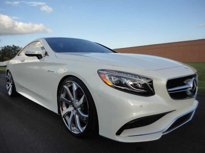 Mercedes-Benz S-Class Coupe 2015 $129977.00 incacar.com