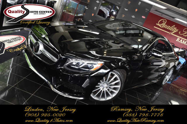 Mercedes-Benz S-Class Coupe 2015 $68880.00 incacar.com
