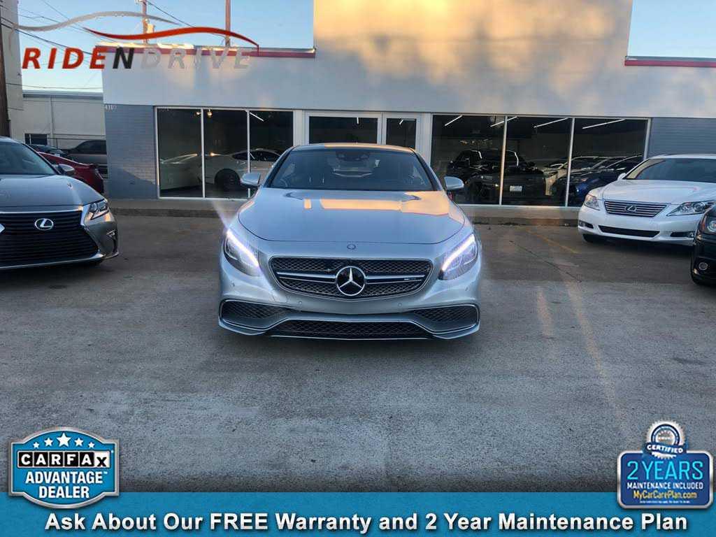 Mercedes-Benz S-Class Coupe 2015 $103988.00 incacar.com