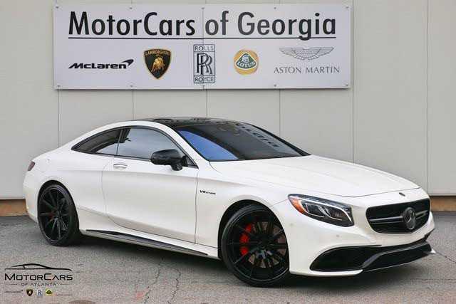 Mercedes-Benz S-Class Coupe 2016 $114800.00 incacar.com