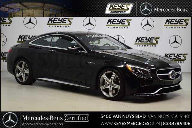 Mercedes-Benz S-Class Coupe 2016 $102997.00 incacar.com