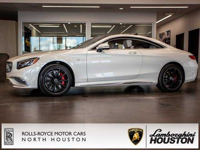 Mercedes-Benz S-Class Coupe 2016 $109885.00 incacar.com