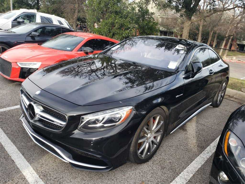 Mercedes-Benz S-Class Coupe 2016 $109900.00 incacar.com