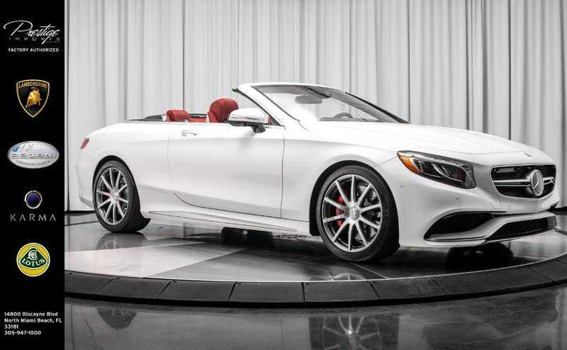 Mercedes-Benz S-Class Coupe 2017 $152950.00 incacar.com