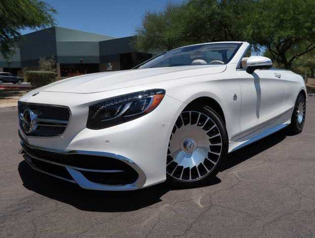Mercedes-Benz S-Class Coupe 2017 $317950.00 incacar.com