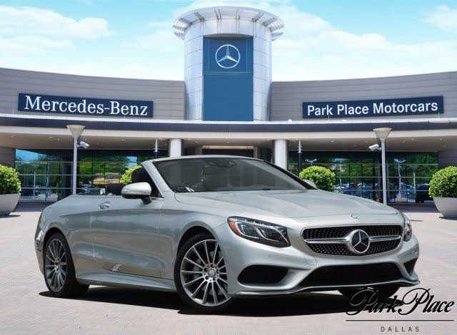 Mercedes-Benz S-Class Coupe 2017 $102487.00 incacar.com