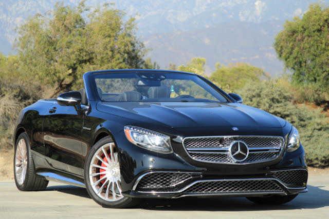 Mercedes-Benz S-Class Coupe 2017 $159999.00 incacar.com