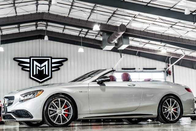 Mercedes-Benz S-Class Coupe 2017 $137888.00 incacar.com