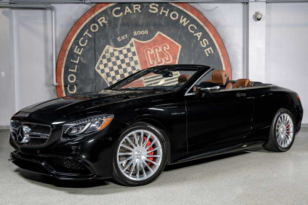 Mercedes-Benz S-Class Coupe 2017 $189985.00 incacar.com