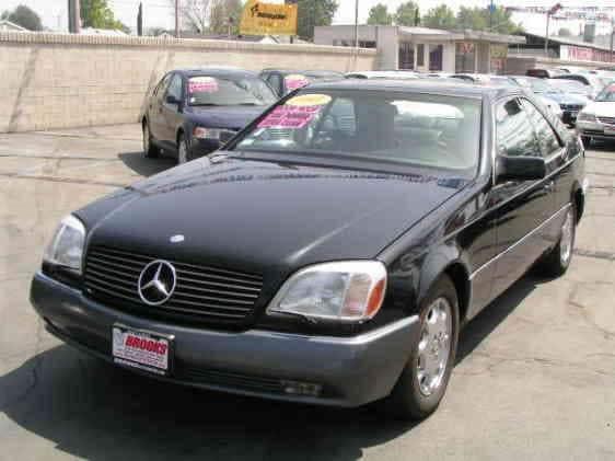 Mercedes-Benz S-Class 1995 $8995.00 incacar.com