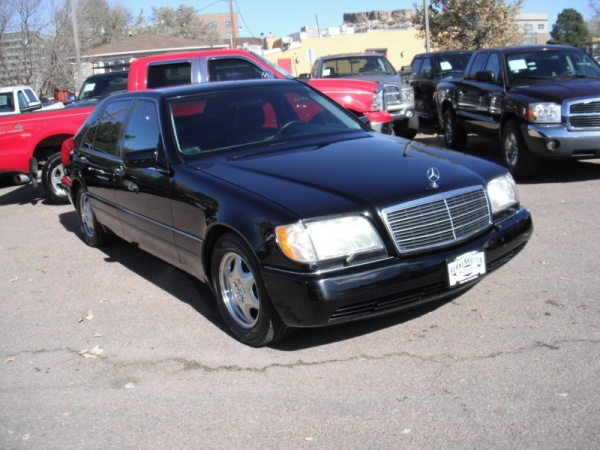 Mercedes-Benz S-Class 1997 $7995.00 incacar.com