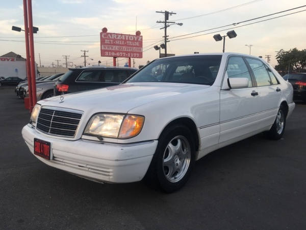 Mercedes-Benz S-Class 1997 $8999.00 incacar.com