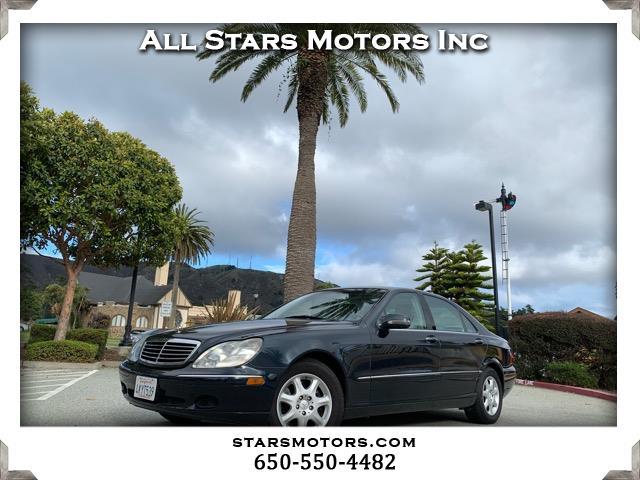 Mercedes-Benz S-Class 2000 $3995.00 incacar.com