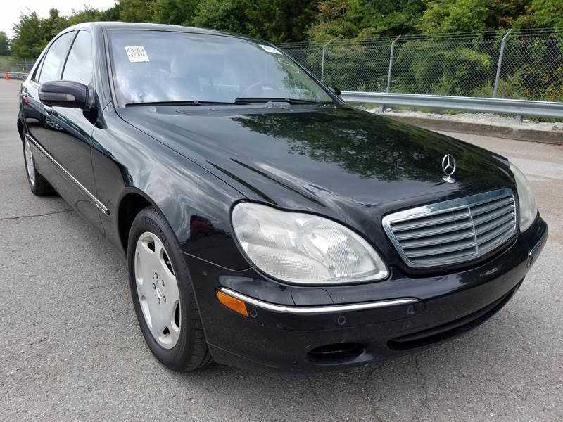 Mercedes-Benz S-Class 2001 $6995.00 incacar.com