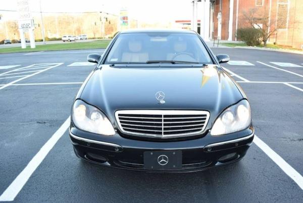 Mercedes-Benz S-Class 2001 $5990.00 incacar.com